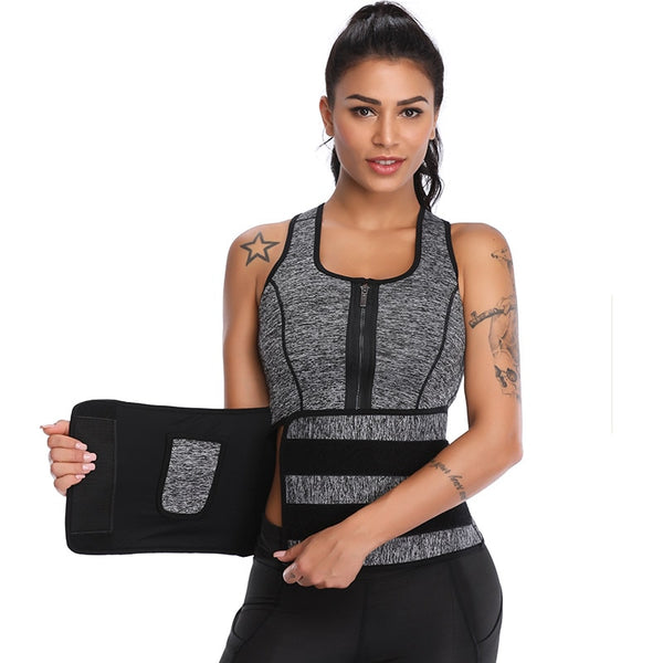 Slimming Adjustable Waist Trainer