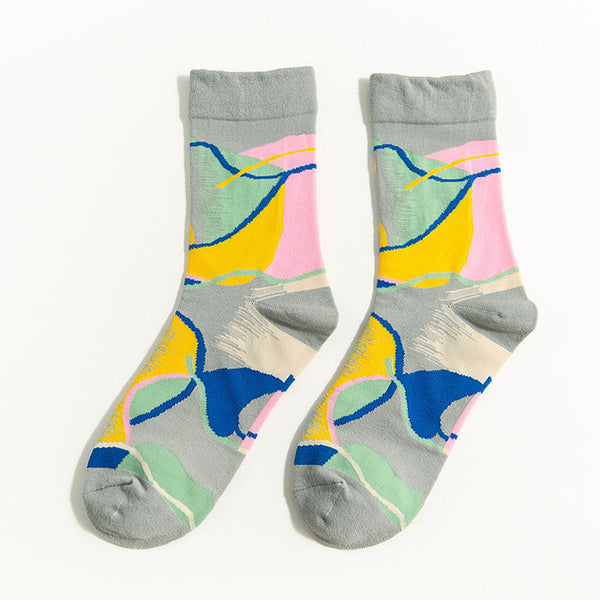 Art Hip Hop Socks