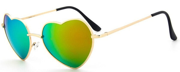 Thin Rim Heart Shaped Shades