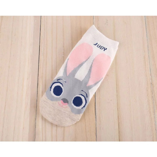 Stitch Cartoon Socks