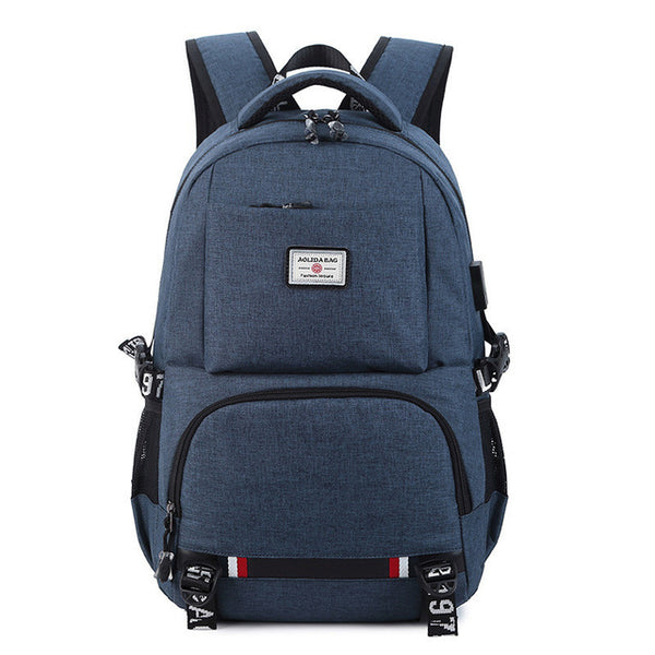 USB Charger Laptop Backpack