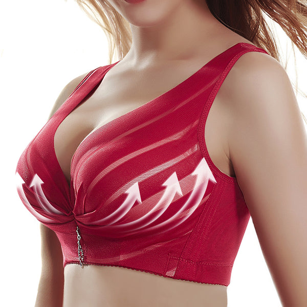 Full Cup Push-up Bra