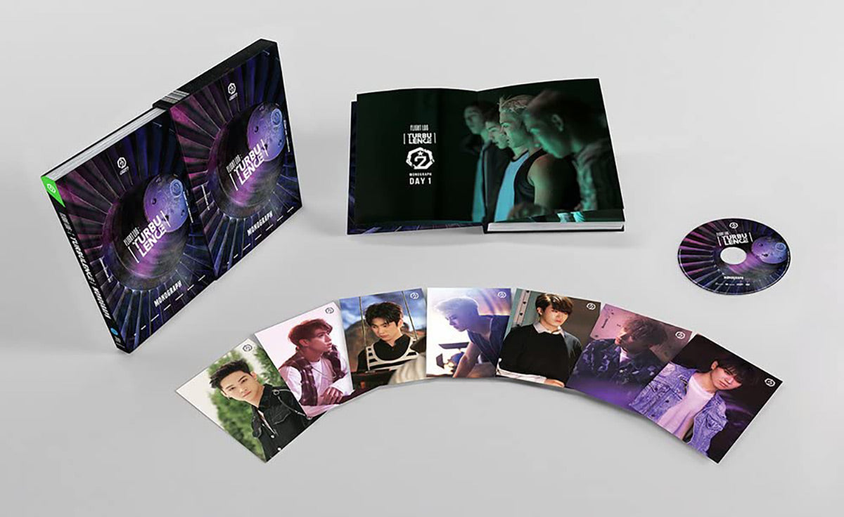 GOT7 - Monograph [flight Log: Turbulence]