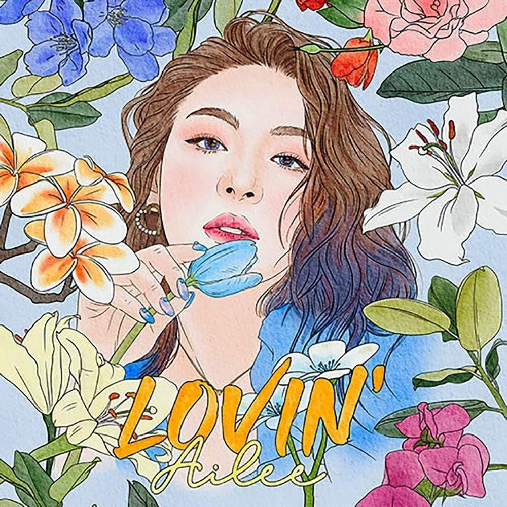 Ailee - Album [LOVIN] KAVE SQUARE