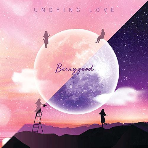 BerryGood - 4th Mini Album [UNDYING LOVE] CD JTG Entertainment