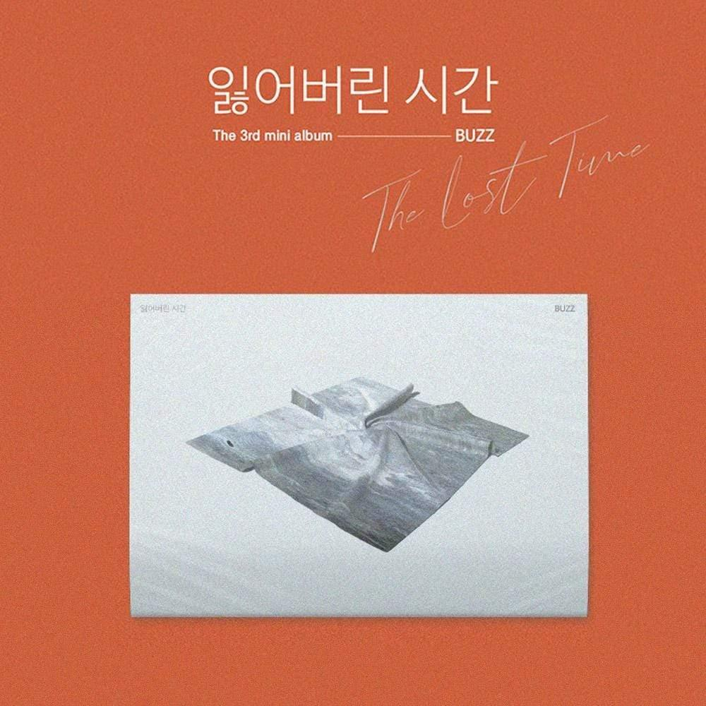 Buzz - 3rd Mini Album [The Lost Time] CD KAVE SQUARE
