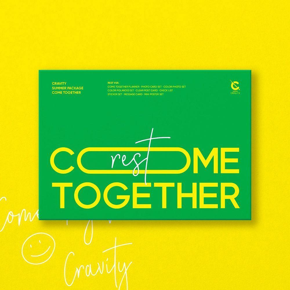 Cravity - Summer Package 'Come Together' (Rest Ver.) Goods Starship Entertainment