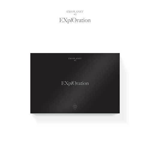 EXO PLANET #5 - EXplOration DVD DVD/Blu-ray KAVE SQUARE