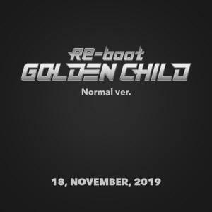 Golden Child - Re-boot : Normal Ver. CD Woollim Entertainment