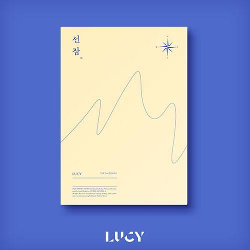 LUCY - 2nd Single Album [선잠] CD MYSTIC STORY