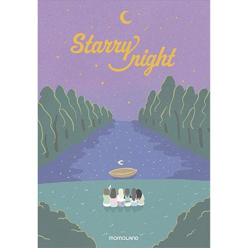MOMOLAND - Special Album [Starry Night] CD MLD ENTERTAINMENT