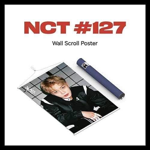 NCT 127 - Wall Scroll Poster 35.3 x 23.6 Goods SM Entertainment Taeil ver.