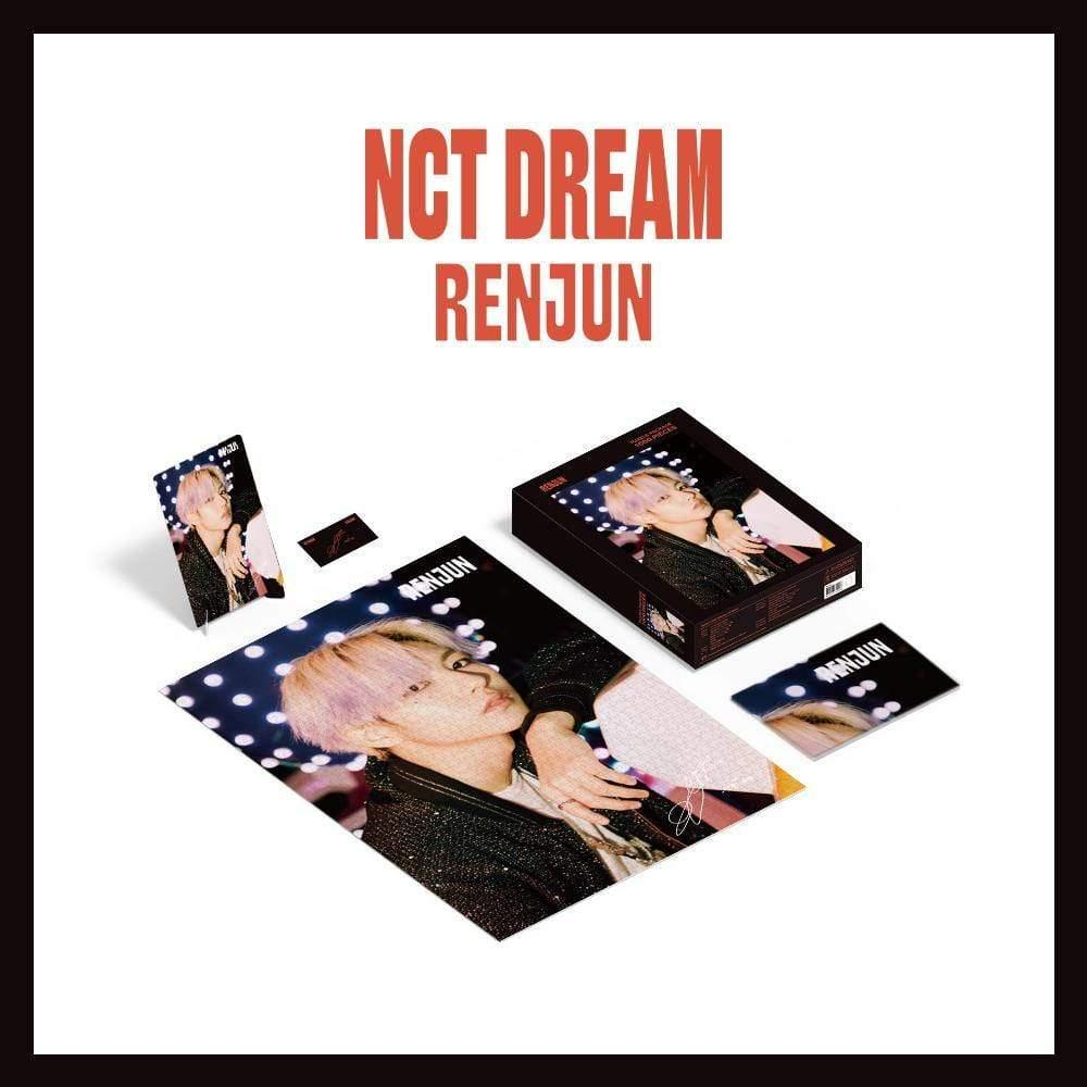 NCT DREAM - Reload Puzzle Package - RENJUN ver. [Limited Edition] Goods SM Entertainment