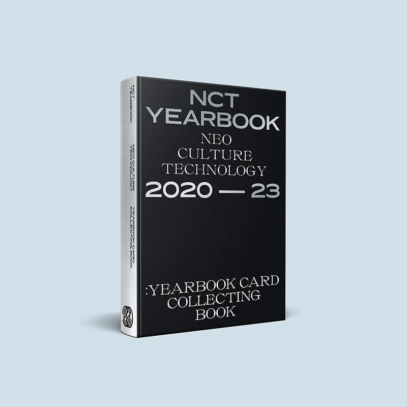 NCT - Yearbook [Card Collecting Book] Goods SM Entertainment