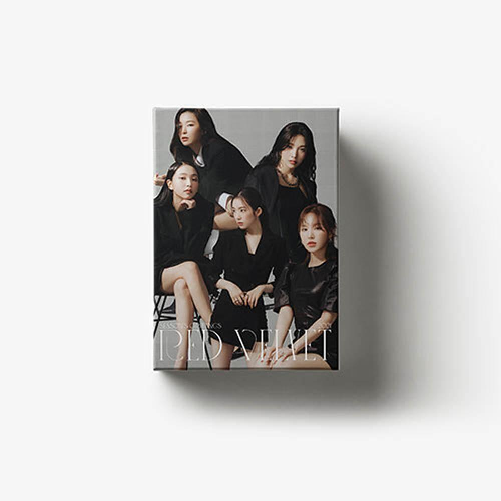 Red Velvet - 2021 SEASON'S GREETINGS KAVE SQUARE