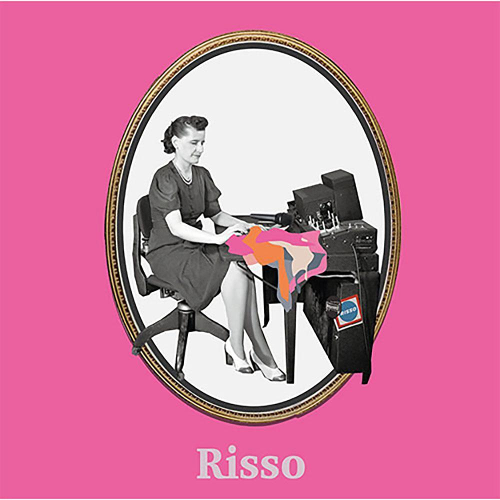 RISSO - 1st Album [HIGH FIVE] CD WALZSOFA RECORDS