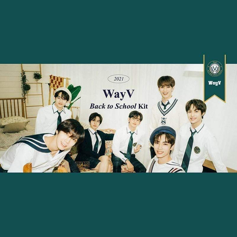 WayV - 2021 Back to School Kit Goods SM Entertainment