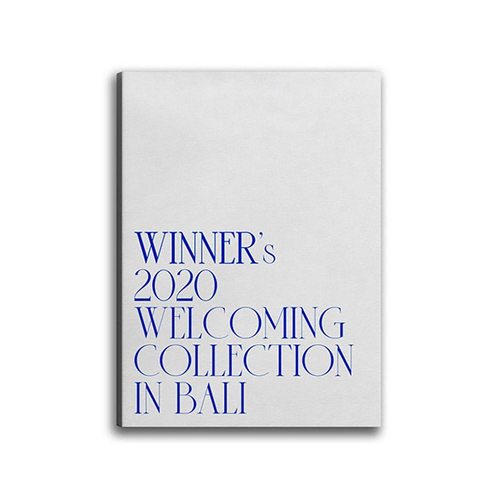 WINNER - WINNER's 2020 WELCOMING COLLECTION [in BALI] Photo Book YG Entertainment