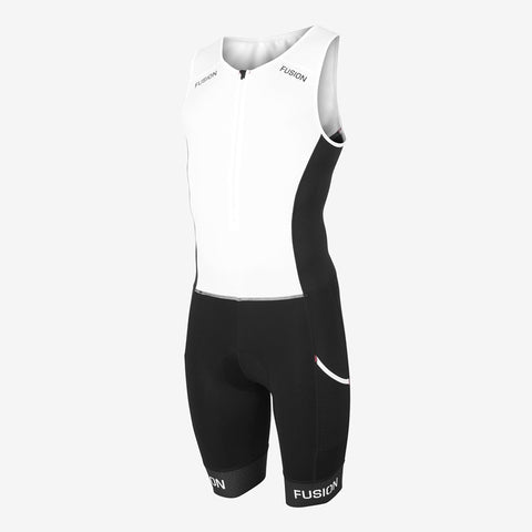 Fusion Multisport Zip Suit