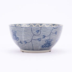 Blue & White Link Bowl