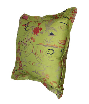 Canton Garden Pillow