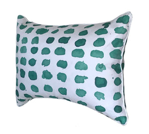 Green Guinea Pillow