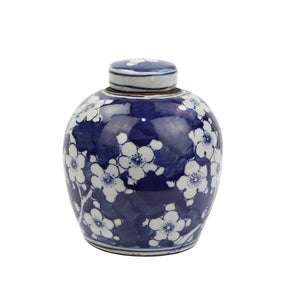 Mini Meili Plum Petals Jar