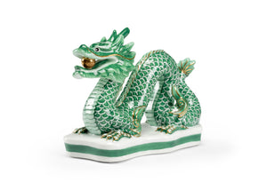Sichuan Dragon Green