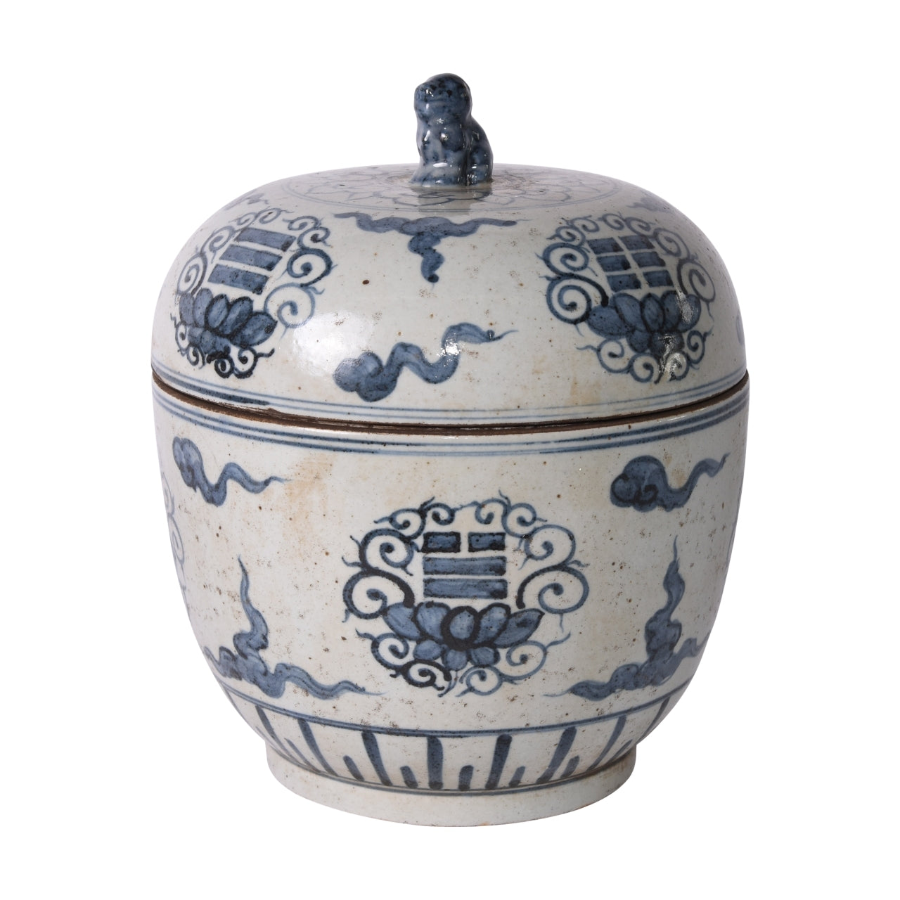 Thai Chai Lidded Jar