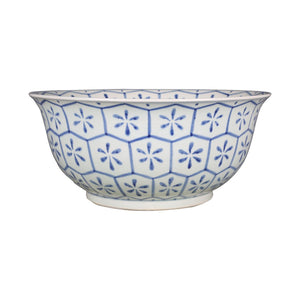 Turtle Shell Motif Bowl