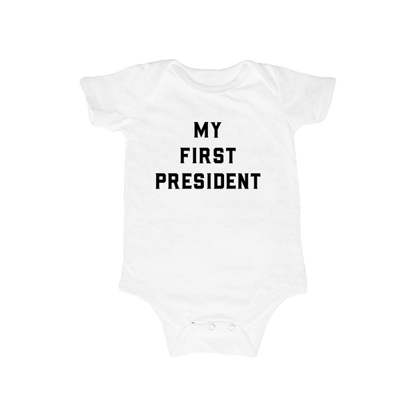 My First President Bodysuit