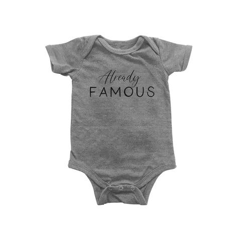 Already Famous Bodysuit