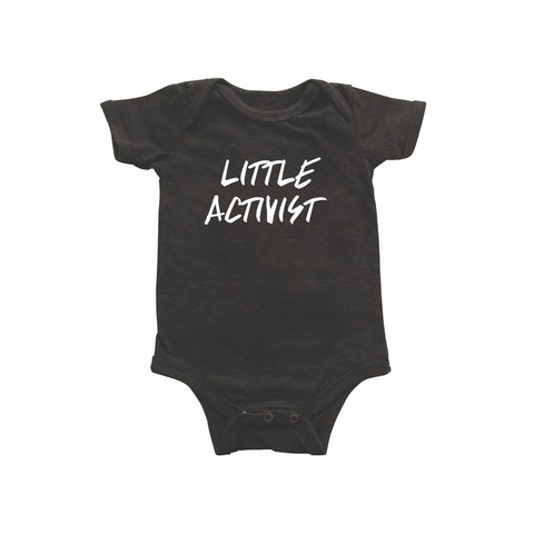 Little Activist Bodysuit