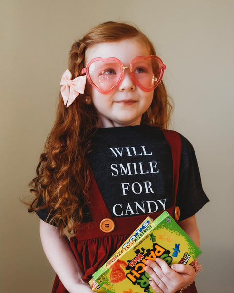Will Smile For Candy