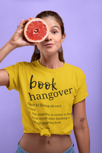 Load image into Gallery viewer, BOOK HANGOVER T-Shirt