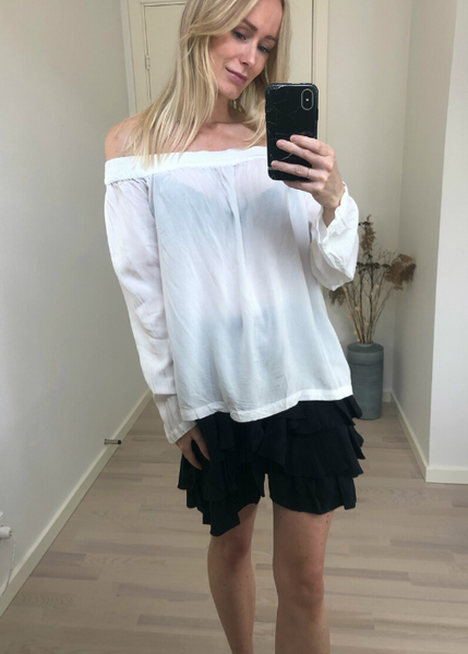 Off-shoulder (Str. 40)