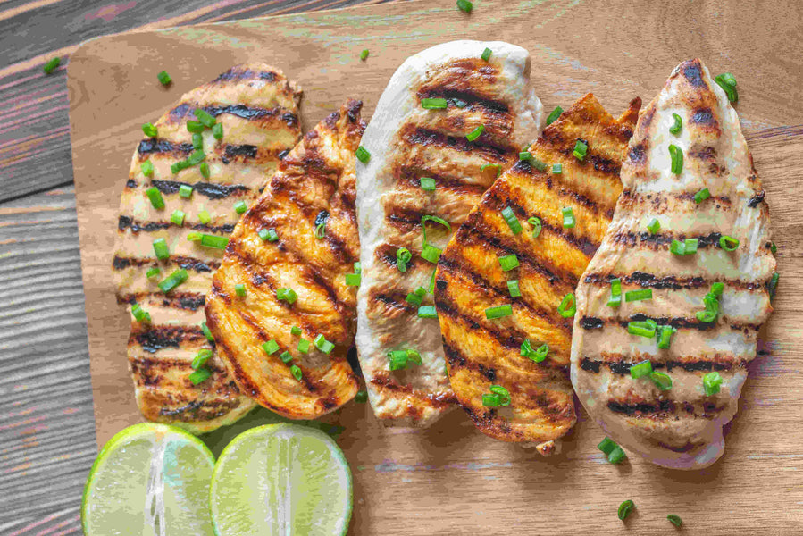 How to  Grill a Perfectly Tender Chicken Breast