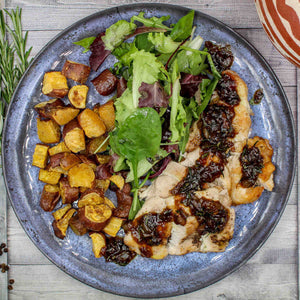 Balsamic Fig Chicken
