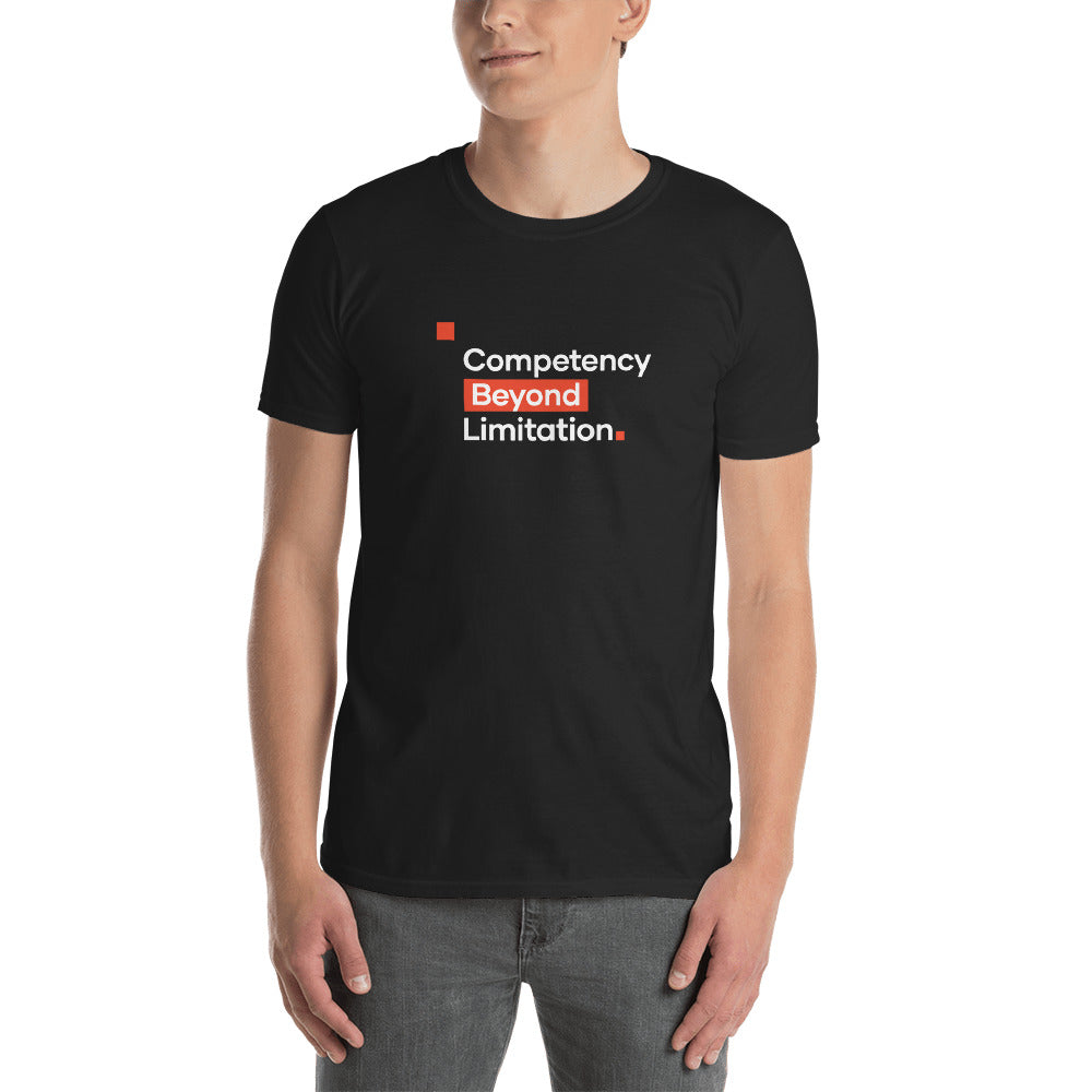 Competency Beyond Limitation T-Shirt