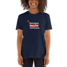 Load image into Gallery viewer, 2amigos Beyond Software T-Shirt