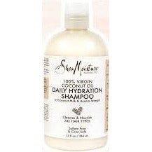 Sheamoisture 100% Virgin Coconut Oil Daily Hydration Shampoo 13 Oz