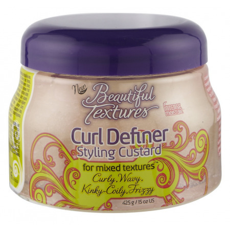 Beautiful Textures Curl Defining Styling Custard
