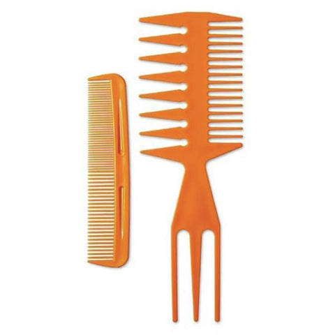 DONNA CMBO COMB 2PC DOUBLE FISH