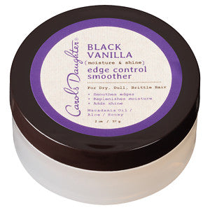 Carol's Daughter Black Vanilla Moisture & Shine Edge Control Smoother 2 Oz.