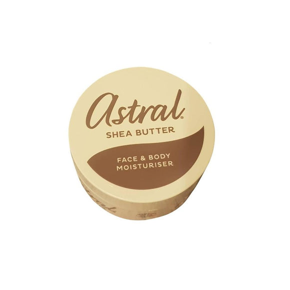 Astral Shea Butter Cream 6.76 Oz