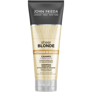 John Frieda Sheer Blonde Shampoo Honey/Caramel, 8.45 Oz