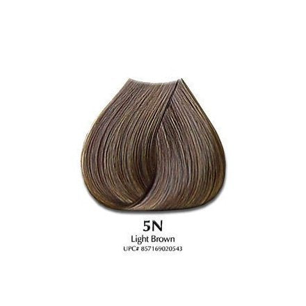 Satin Hair Color Natural Series 5N Light Brown, 3 Oz