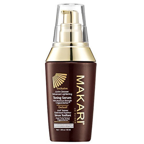 Makari Exclusive Skin Lightening Toning BODY SERUM 1.7oz