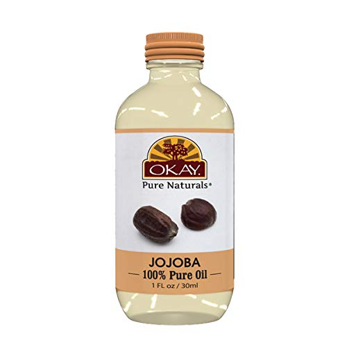Okay 100% Pure Jojoba Oil 1Oz
