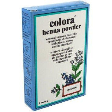 Colora Henna Powder, Auburn - 2 Oz